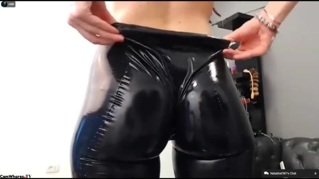 Bubble Butt Twerk Latex