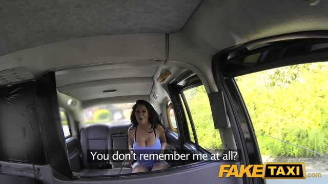 Fake Taxi Knee High Boots Big Arse and Tits