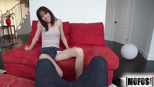 Busted Babysitters - Teen gets Taught by Older Couple