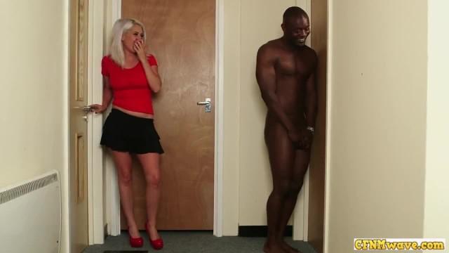Naughty Femdom Handjob Babes Overcome Cock