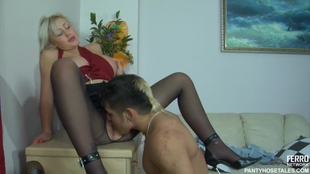 Hot Russian Girl Monica Pussy Licked and Fucked