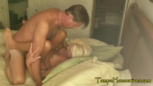 Fuck the Housewife till she Wakes up then Fuck her some more