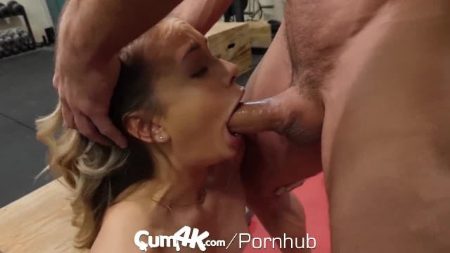 CUM4K Big Dick Athletic Fuck with Multiple Messy Creampies