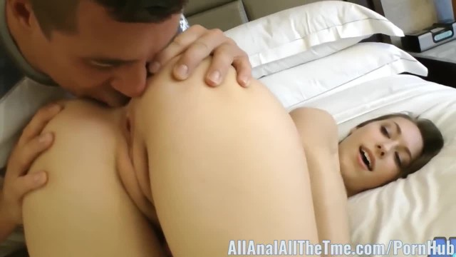 Hot Teen Kimber Lee gets Ass Licked AllAnal!