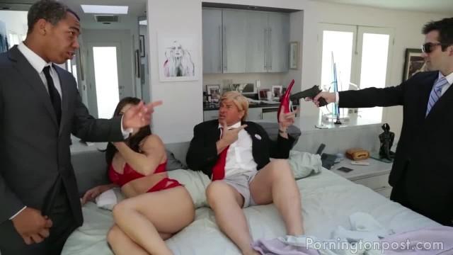 Cuckold Trump Parody