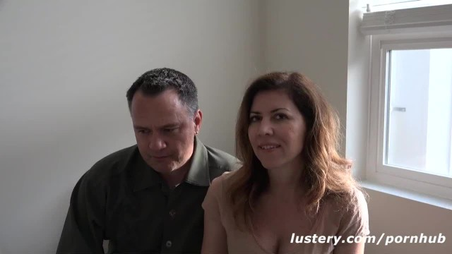 Lustery Submission: Andy & Kity - Silver Tonguing
