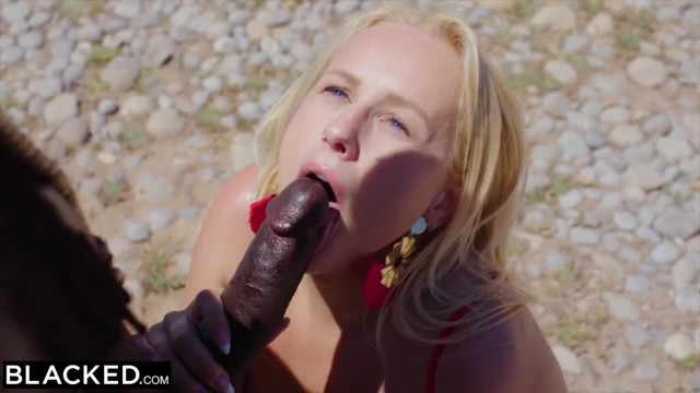 BLACKED this Hot Wife was looking for some Fun on Vacation