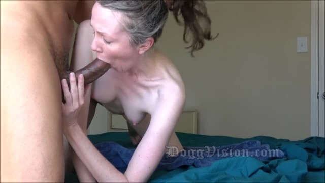 Perfect Tits MILF Cum Swallow and Creampie