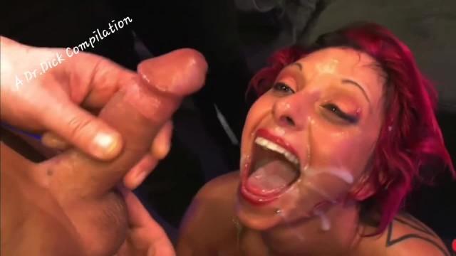 Cum Bucket Cum Swallow Compilation