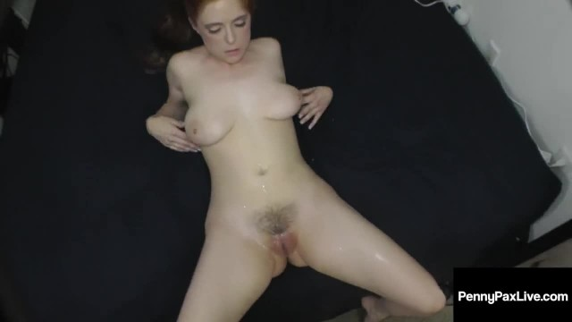 Redhead Penny Pax gets Fucked in her Tight little Asshole!