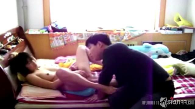 Asian Teen Girlfriends gets Fucked