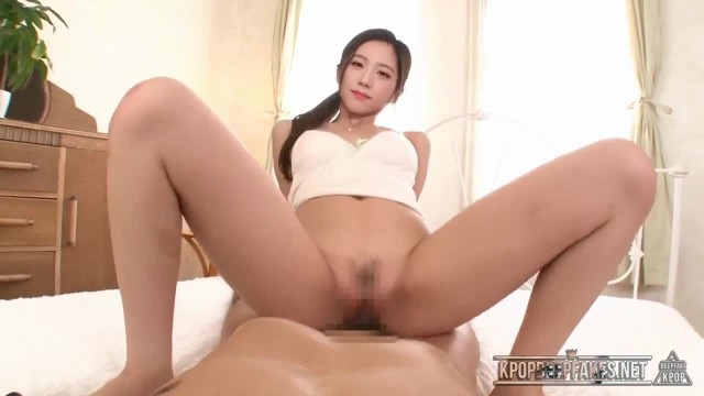 Lovely Jisoo Rides On in POV Fuck