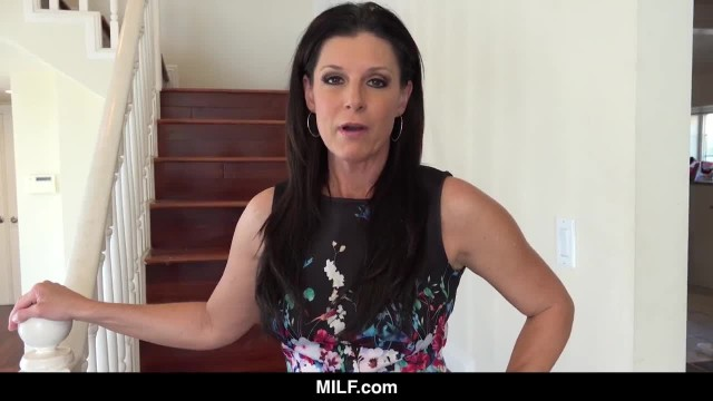 MILF - India Summer Tests out her new