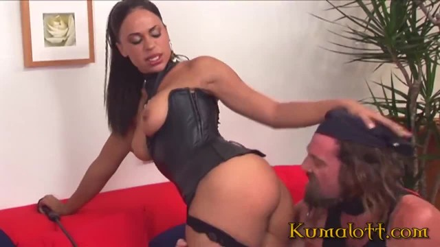 Hard Interracial Anal Sex & Ass to Mouth
