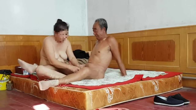 Mature Asian Couple Fucking