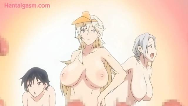 Naughty Anime MILFS Fucked in HMV