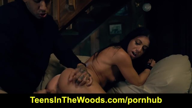Teens in the Woods - Alissa Avni – Caught on Camera