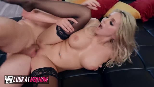 Look at her now - Big Tit Steamer Christie Stevens Likes it Rough