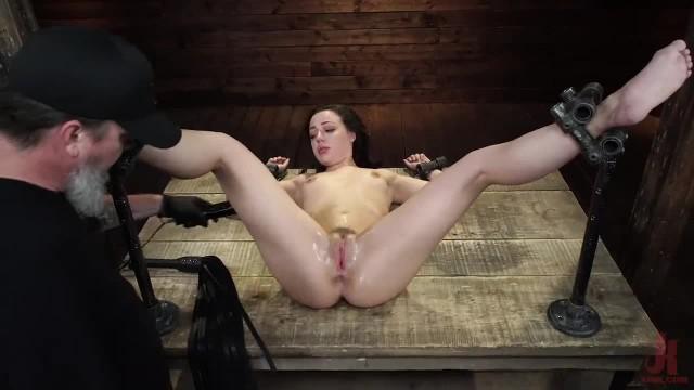 Whitney Wright: Sexy Slut Begs to Suffer in Grueling Bondage