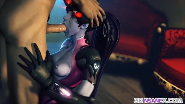 Overwatch Heroes Fucked after Blowjobs