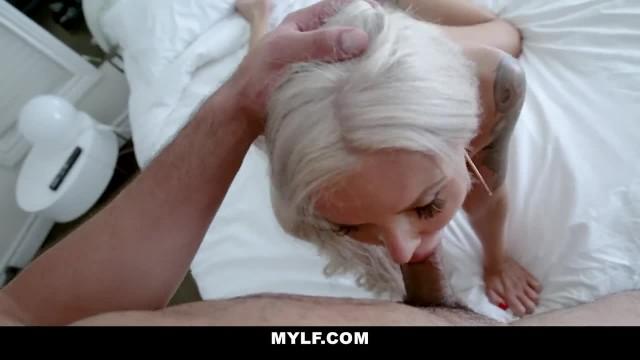 MYLF - Hot Demanding MILF Seduces the Pool Boy