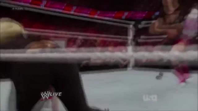 WWE Divas Wardrobe Malfunctions