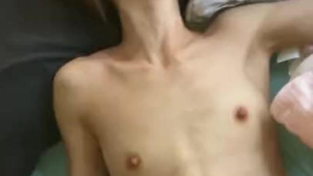Slim Japanese Girl Orgasm