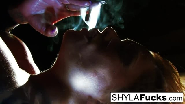 Shyla's Smoking Fetish