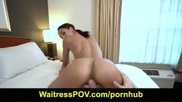 Waitress POV - Alexis Tae - Sex for A Sedan
