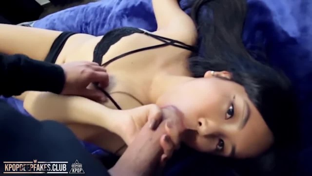 Cute Korean Girl Facial and Missionary