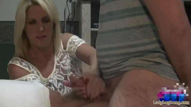 Frottage Cum on Buddy's Cock