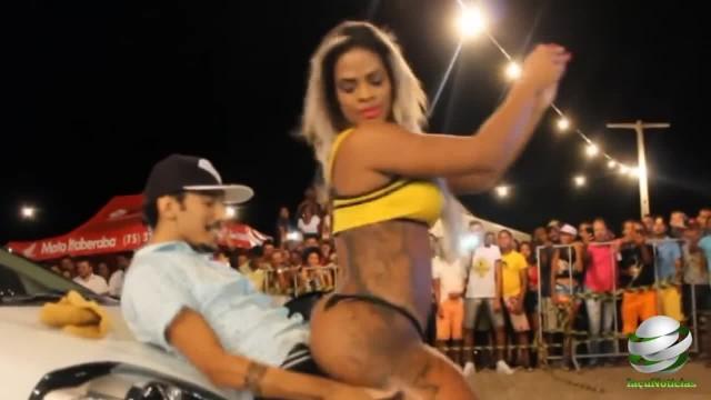 Thick BraziLian Sexy Lap Dance