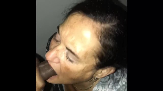Throat Fucking Granny