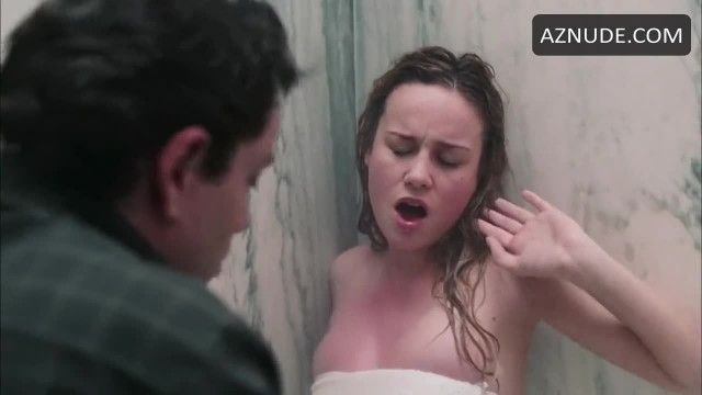 Brie Larson-Nude Scene in Shower