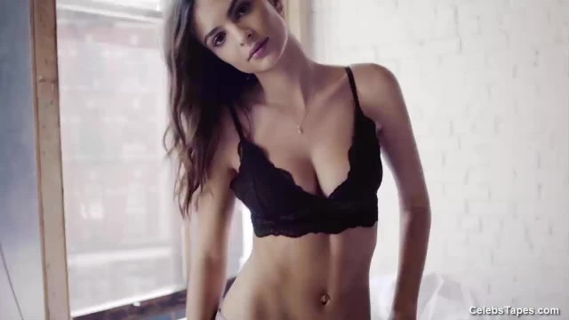 Emily Ratajkowski Nude Naughty Photo and Video Compilation