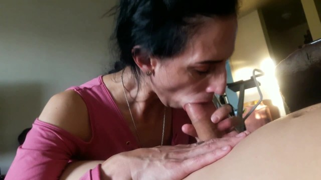 Anal Creampie Sex for Amateur Latina MILF
