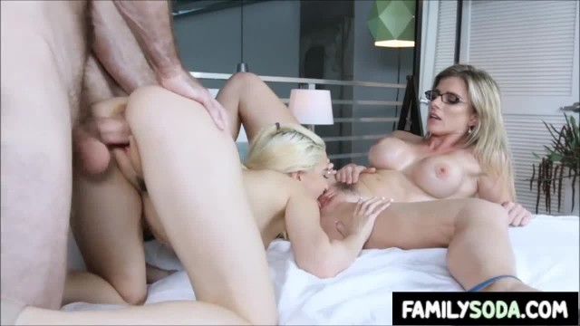 Mom craves Sons cock more than his GF