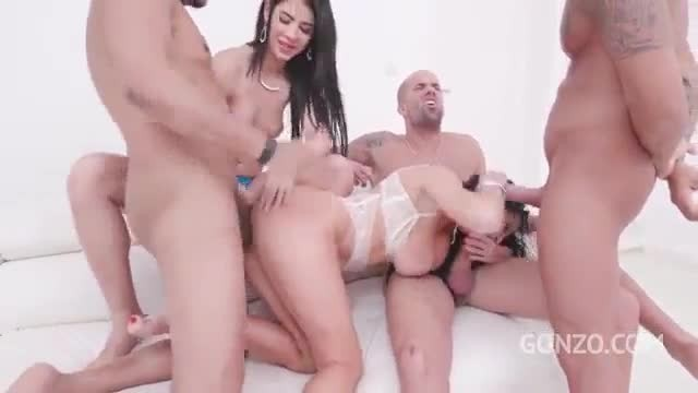 Lesbians lovers getting dicked