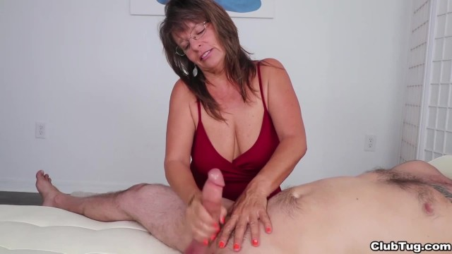 The Cock Milking MILF - Club Tug