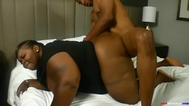 Big Butt NotMyEqual Rides Don Prince Big Black Cock on BBWhighway
