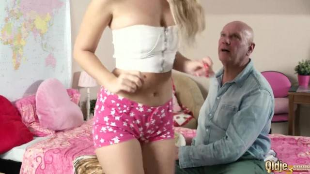 Old Young Porn Horny and Sexy Young Teen Girls Fucked by old Man