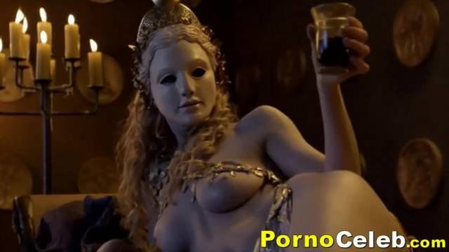 All the nude scenes from Spartacus gathered in this hot celeb compilation