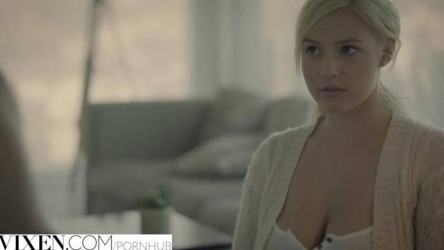 Vixen com Naughty Blonde Fucks her Sisters Man to make her Jealous