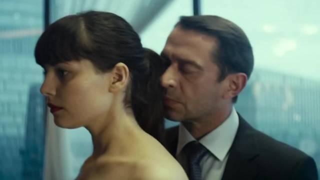 Hot nude movie scene with Yuliya Snigir