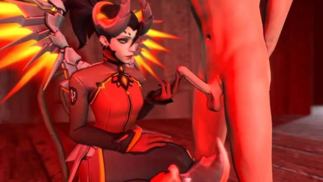MERCY OVERWATCH PMV FROOT EXTENDED CUT
