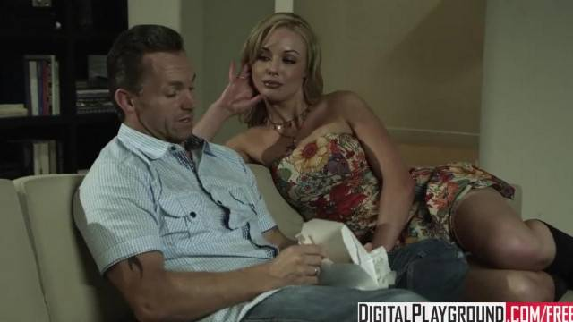 Digital Playground Sexy Blonde Teen Kayden Kross wants Cock now