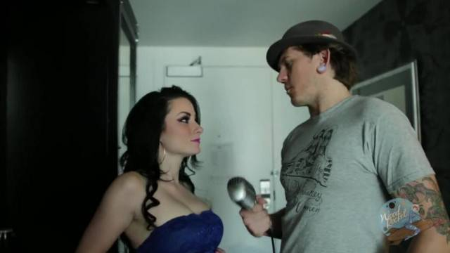 Show and tell Veruca James Interview