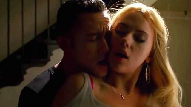 Scarlett Johansson Hot Sex Scene