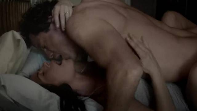Sex movie scene with hot Maura Tierney