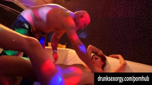 Horny Pornstars Fucking in the Club